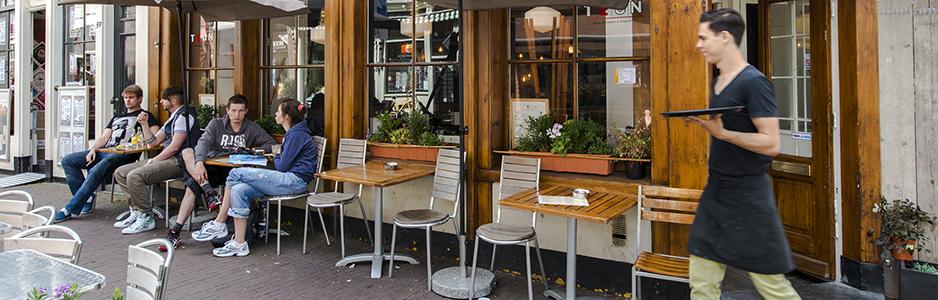 eten Restaurant TEUN Amsterdam